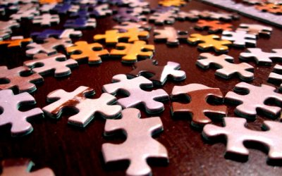The Things I Learned from Jigsaw Puzzles